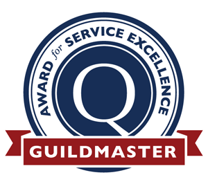 GuildMaster Award for Service Excellence | Metropolitan Window Company | Pittsburgh, PA